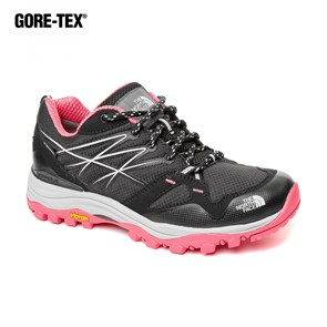 SİYAH Kadın Outdoor Ayakkabı T0CXT45VF W HEDGEHG FP GTX(EU) THE NORTH FACE  TNF BLACK-ATOMIC PINK