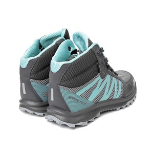 Kadın Outdoor Gore-Tex  Bot T93FX35YD W LW FP MID GTX (GC) THE NORTH FACE  BLACKEND PEARL-AQUA SPLSH