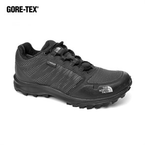SİYAH Kadın Outdoor Ayakkabı T93FX5C4V W LITEWAVE FP GTX THE NORTH FACE  TNF BLACK-HIGH RISE GREY
