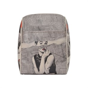Kadın Sırt Çantası DGB017-SML030 Dogo SmallyBag Go Back To Being Yourself