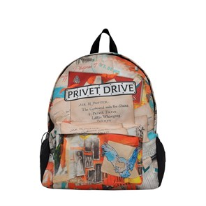 Kadın Sırt Çantası HPFB018-BCK002 Dogo WB Backpack Privet Drive Harry Pottertas