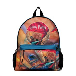 Kadın Sırt Çantası HPFB018-BCK006 Dogo WB Backpack The Chamber Of Secrets Harry Potter