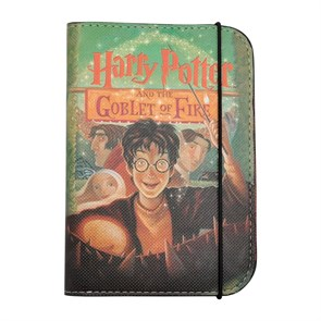 Kadın Sırt Çantası HPFB020-PC001 Dogo Passport Cover HP Harry Potter and the Goblet of Fire