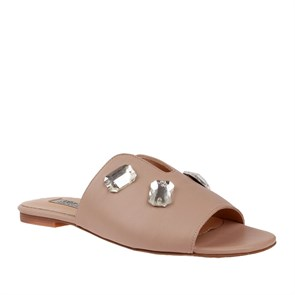 Kadın Terlik PO- 0197-73 LADIES FOOTWEAR JOHN MAY