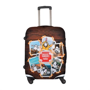 Kadın Valiz DGS020-LSC002 Dogo Luggage Shirt Cabin Collect Moments