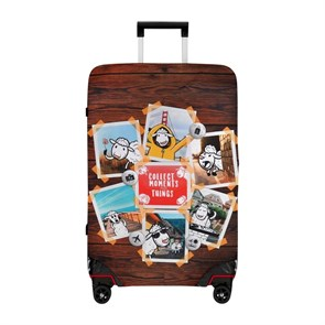 Kadın Valiz DGS020-LSM003 Dogo Luggage Shirt Medium Collect Moments