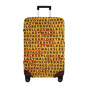 Kadın Valiz DGS020-LSM004 Dogo Luggage Shirt Medium Crosswords