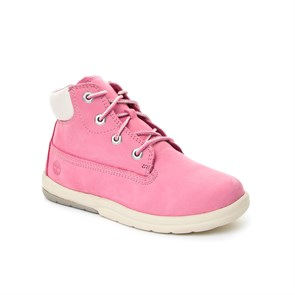 KIRMIZI Kız Çocuk Bot A1MH4 New Toddle Tracks 6 Boot Timberland