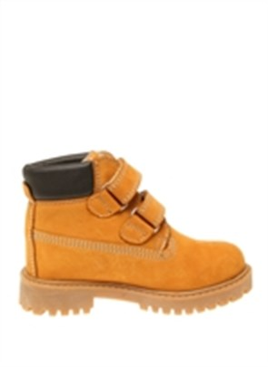 SARI Kız Çocuk Outdoor Bot AS00031634 A3374226 A3324056 LUMBERJACK RIVER PATIK YELLOW 24-30