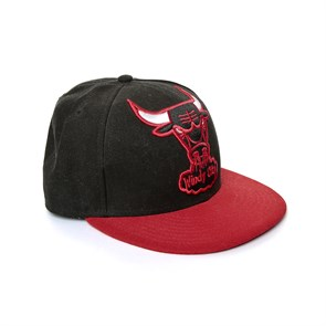 New Era  Erkek Şapka 10939491 59FIFTY BIG ONE HWC-MIGHTY 2 TONE CHICAGO BULLS