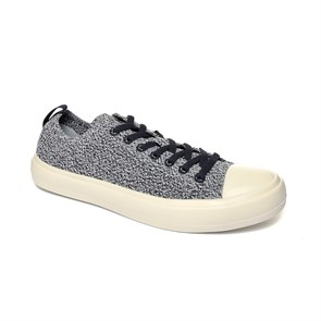 People BEYAZ Erkek Sneaker NC01K  PHILLIPS KNIT PADDINGTON BLUE-PICKET WHITE