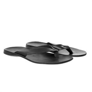 SİYAH Erkek Terlik 1040 VRONSKY MEN SANDALS-BLACK LEATHER
