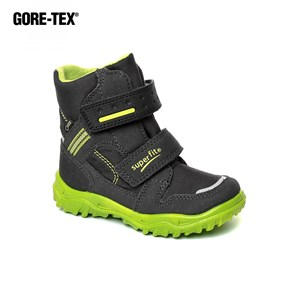 Superfit GRİ Erkek Çocuk Outdoor Bot 3-09044-20 SUPER FIT GORETEX GRI-YESIL 23-25