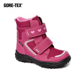Superfit  Erkek Çocuk Outdoor Bot 3-09045-50 SUPER FIT GORETEX KIRMIZI 23-25