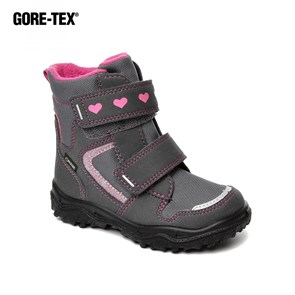 Superfit GRİ Erkek Çocuk Outdoor Bot 8-09045-20 SUPER FIT GORETEX GRI 23-25