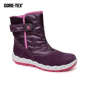 Superfit LİLA Kız Çocuk Outdoor Bot 3-00012-90 SUPER FIT GORETEX LILA 26-30
