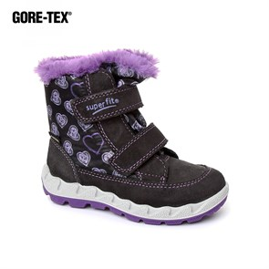 Superfit GRİ Erkek Çocuk Outdoor Bot 3-00015-20 SUPER FIT GORETEX GRI 23-25