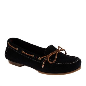 Tommy Hilfiger Kadın Loafer  TM FW56818782  KELLY 11B  -  MIDNIGHT