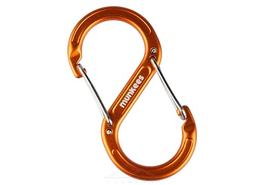 Unisex Anahtarlık 3275 MUNKEES FORGED S-SHAPED CARABINER